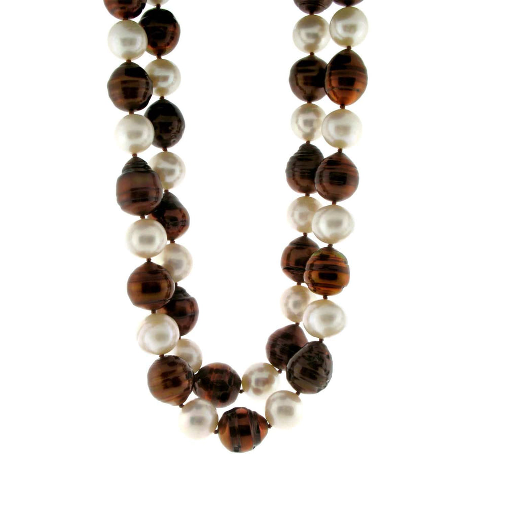Aire Baroque Pearl Necklace