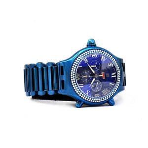 CHRIS AIRE WATCH - PARLAY BLUE LAGOON - Chris Aire Fine Jewelry & Timepieces