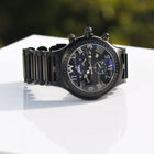 CHRIS AIRE PARLAY CHRONOGRAPH BLACK  WATCH - Chris Aire Fine Jewelry & Timepieces