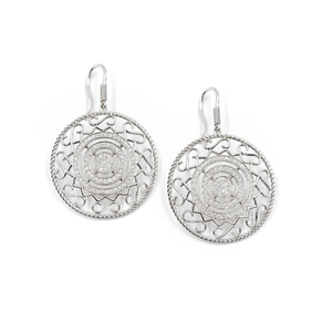 CIRCLE OF LOVE DIAMOND EARRINGS - Chris Aire Fine Jewelry & Timepieces