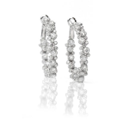 DIAMOND EARRINGS - CHRONICLE - Chris Aire Fine Jewelry & Timepieces