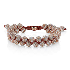 DIAMOND BEAD BRACELET - Chris Aire Fine Jewelry & Timepieces