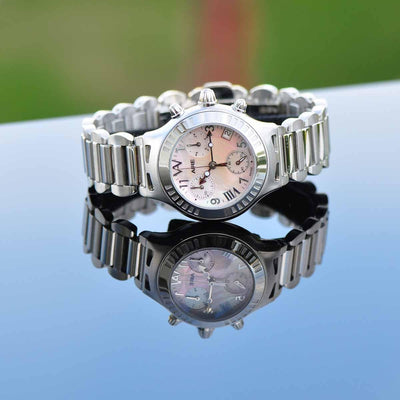 CHRIS AIRE WATCH -PARLAY CHRONOGRAPH LADY'S WATCH - Chris Aire Fine Jewelry & Timepieces