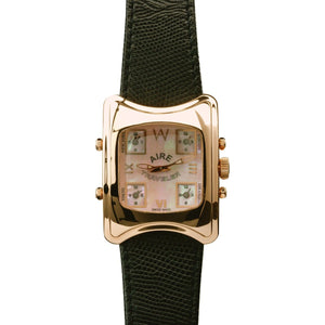 AIRE TRAVELER 5 TIME ZONES WATCH - Chris Aire Fine Jewelry & Timepieces