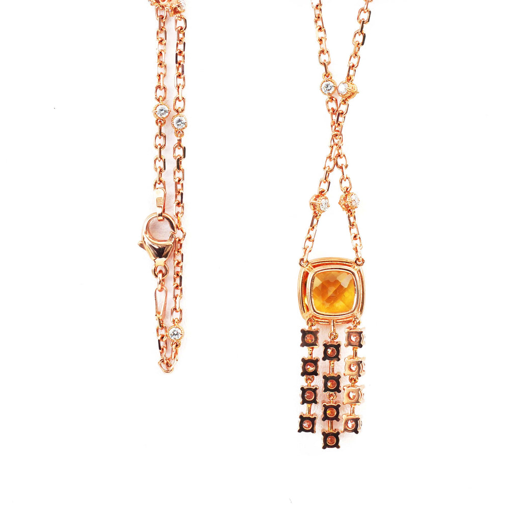 Chris Aire Luxury Dangle Necklace - Chris Aire Fine Jewelry & Timepieces