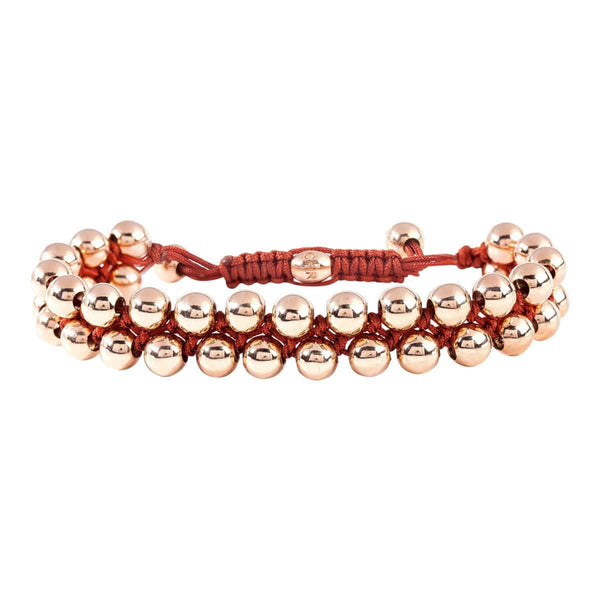 18 KARAT GOLD BEAD BRACELET - Chris Aire Fine Jewelry & Timepieces