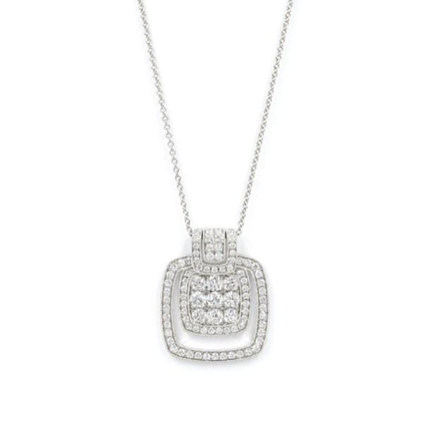 DIAMOND NECKLACE - HEIRESS - Chris Aire Fine Jewelry & Timepieces