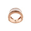 Bling Tale - Princess Cut Diamond Ring - Red Gold®