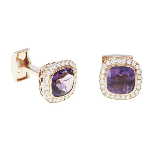 CUFFLINKS - MADE MAN - Chris Aire Fine Jewelry & Timepieces