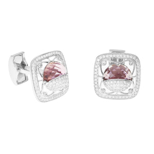 CHRIS AIRE CUFFLINKS - NOAH - Chris Aire Fine Jewelry & Timepieces