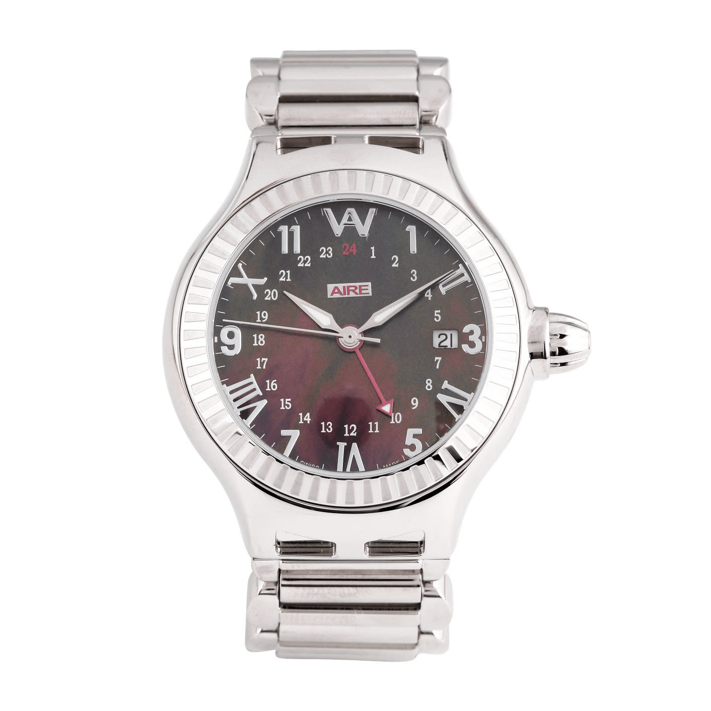 Aire Parlay GMT Swiss Made Automatic Limited Edition Watch