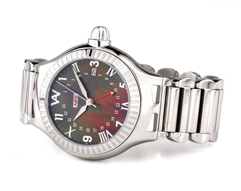 AIRE WATCH - PARLAY 42 MM GMT - PAR01-4