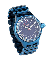 PARLAY BLUE GMT - Chris Aire Fine Jewelry & Timepieces
