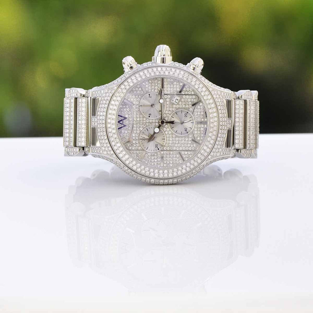 PARLAY FULL DIAMOND WATCH - Chris Aire Fine Jewelry & Timepieces