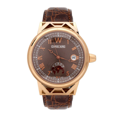LUXURY GOLD WATCH - CAPITOL HILL
