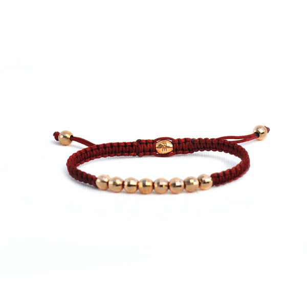 BEAD BRACELET - VIRTUE BRACELET - Chris Aire Fine Jewelry & Timepieces