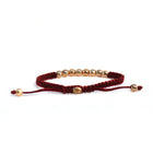 18 KARAT BEAD BRACELET - VIRTUE BRACELET - Chris Aire Fine Jewelry & Timepieces