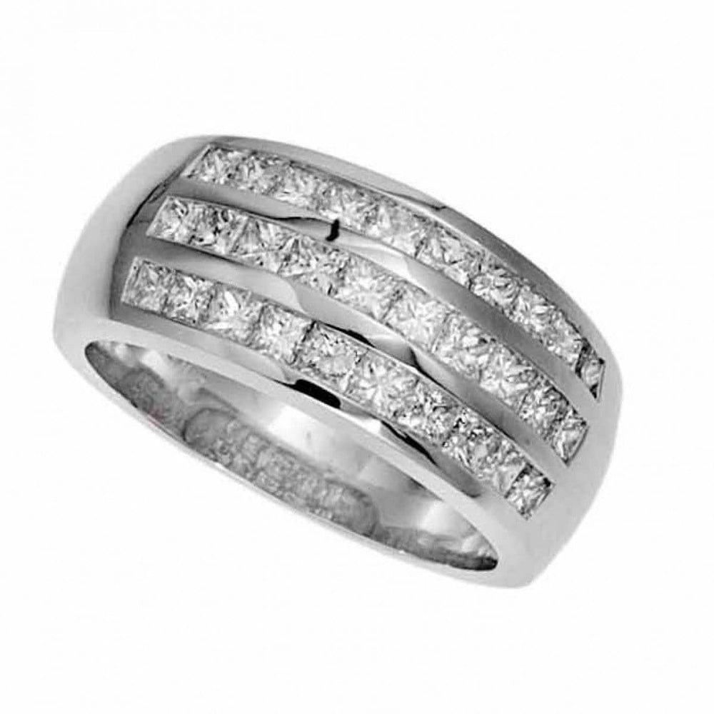 CHRIS AIRE WEDDING BAND - UNIVERSAL BAND - Chris Aire Fine Jewelry & Timepieces