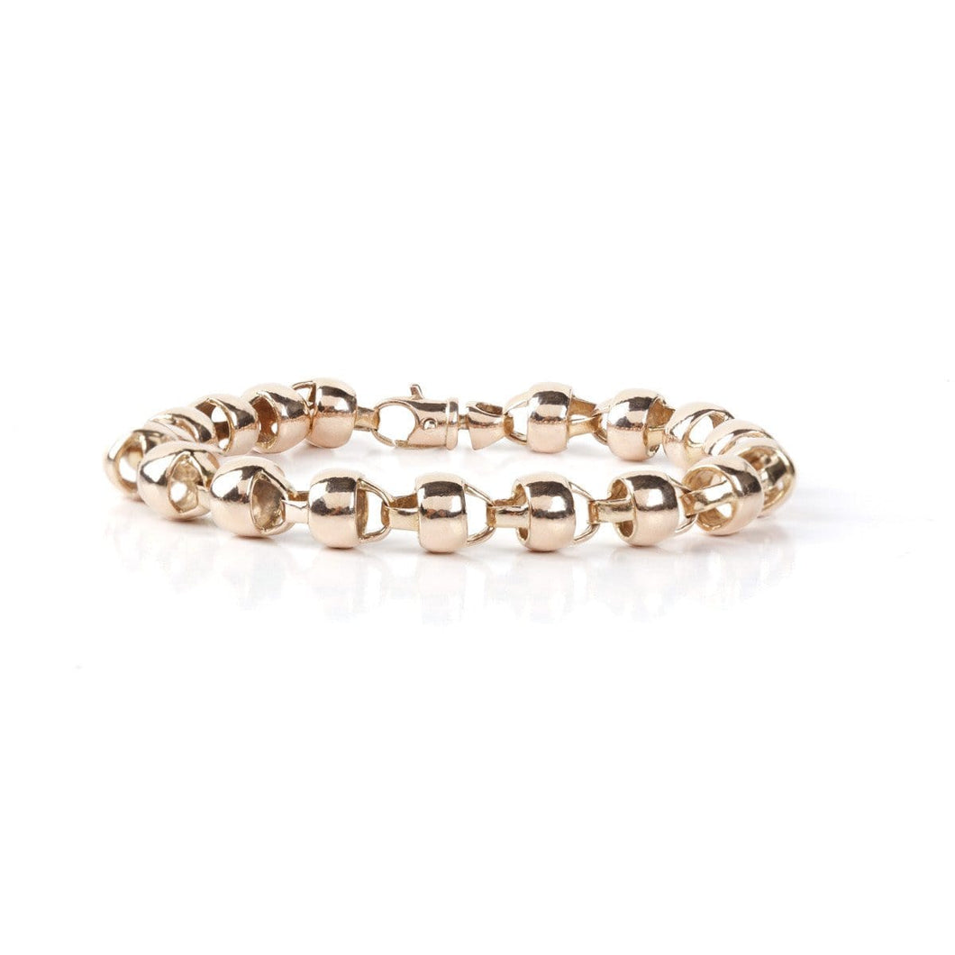 BEAD GOLD BRACELET - Chris Aire Fine Jewelry & Timepieces