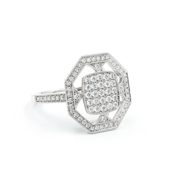 DIAMOND RING - Chris Aire Fine Jewelry & Timepieces