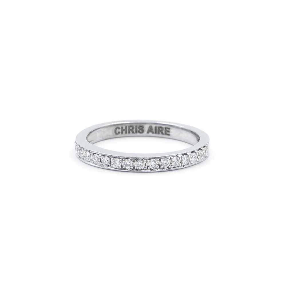 Load image into Gallery viewer, CHRIS AIRE WEDDING BAND - Chris Aire Fine Jewelry & Timepieces