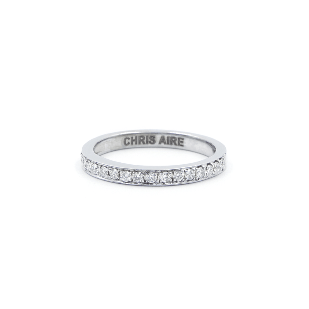 CHRIS AIRE WEDDING BAND - Chris Aire Fine Jewelry & Timepieces