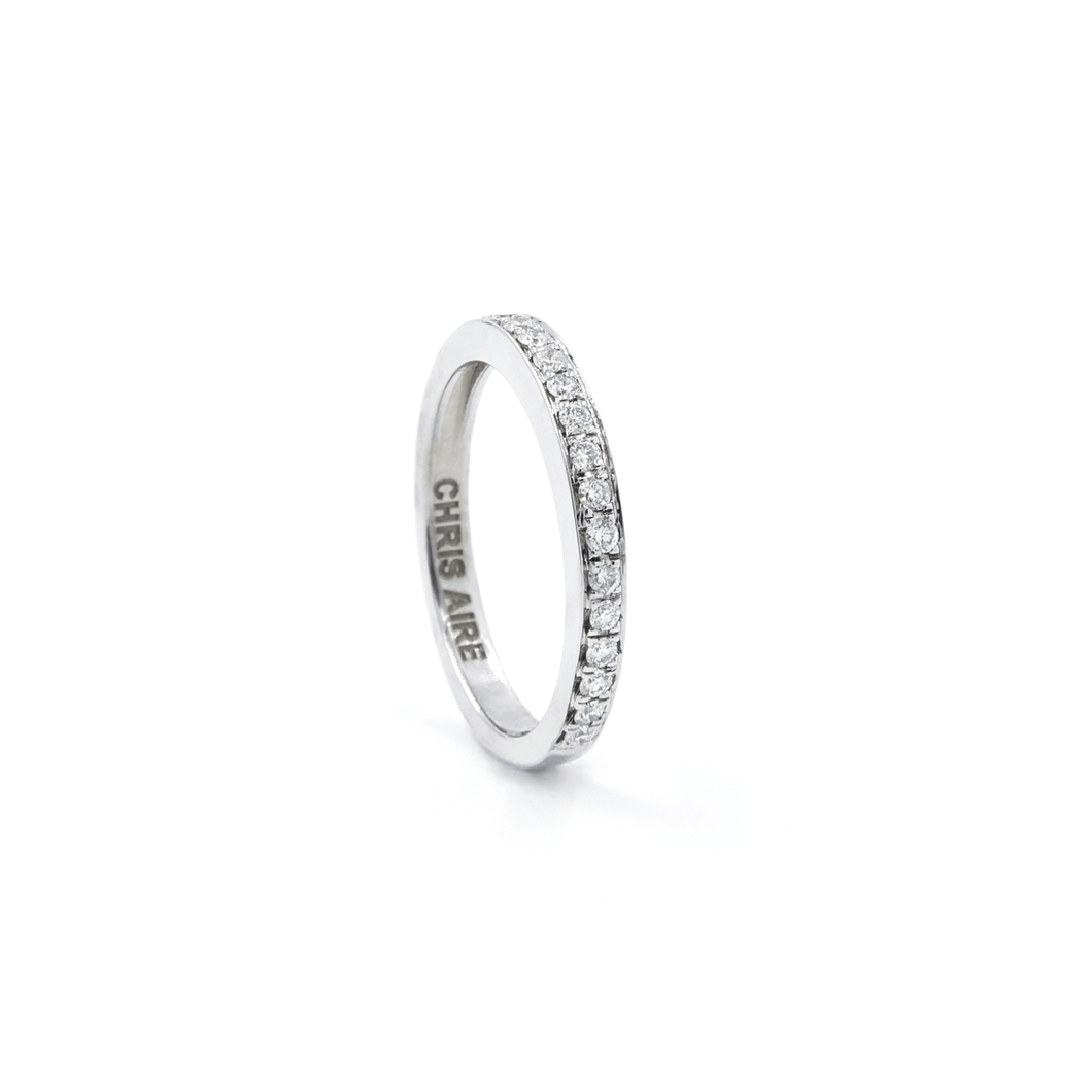 FOREVER DIAMOND BAND - Chris Aire Fine Jewelry & Timepieces