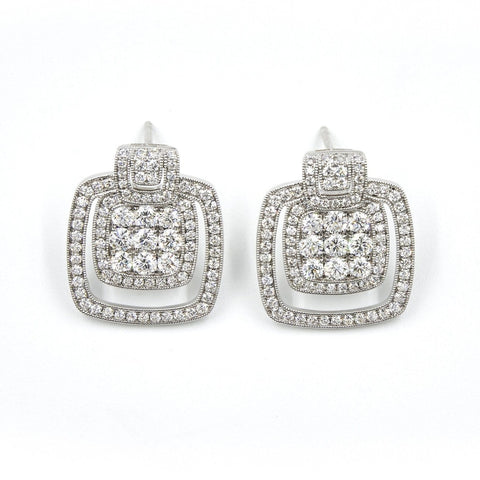 HEIRESS-DIAMOND EARRINGS