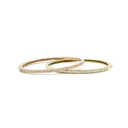 TWO- IN -ONE DIAMOND BANGLE - Chris Aire Fine Jewelry & Timepieces