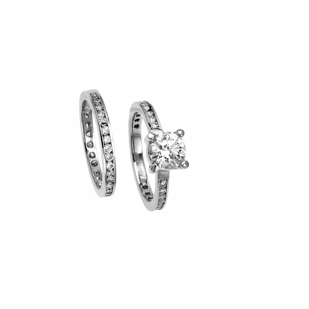 ENGAGEMENT RING - Chris Aire Fine Jewelry & Timepieces