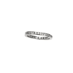 ETERNITY WEDDING BAND - Chris Aire Fine Jewelry & Timepieces