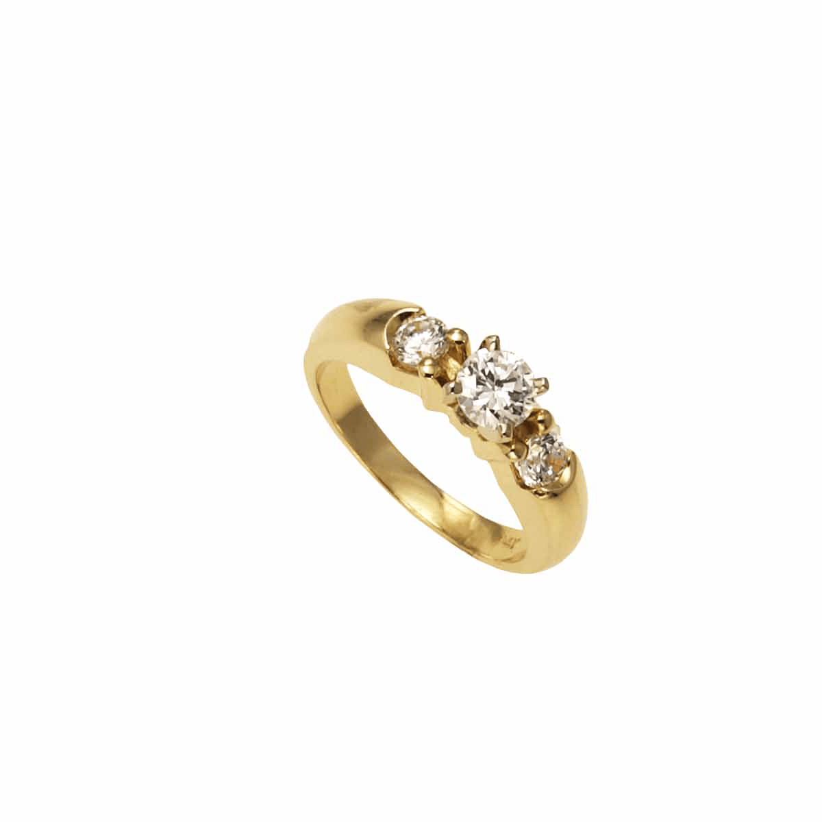 CHRIS AIRE ENGAGEMENT RING - Chris Aire Fine Jewelry & Timepieces