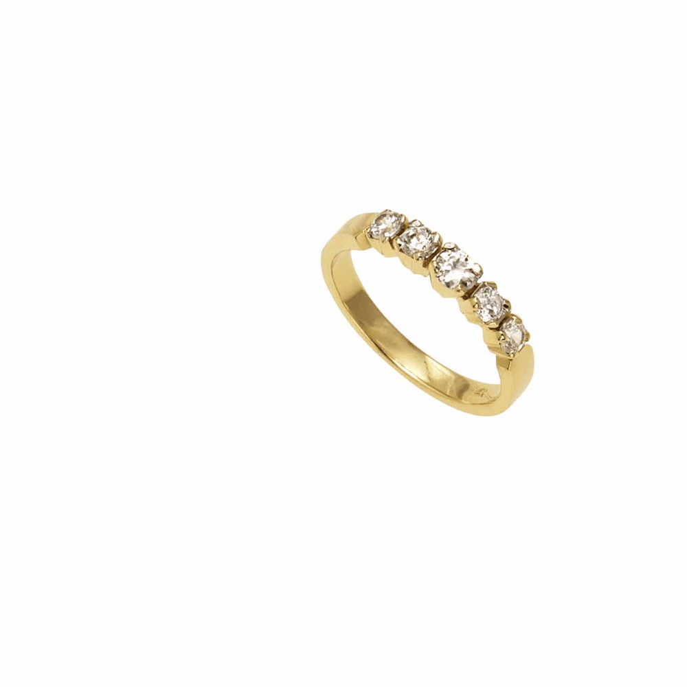 CHRIS AIRE DIAMOND WEDDING BAND - Chris Aire Fine Jewelry & Timepieces