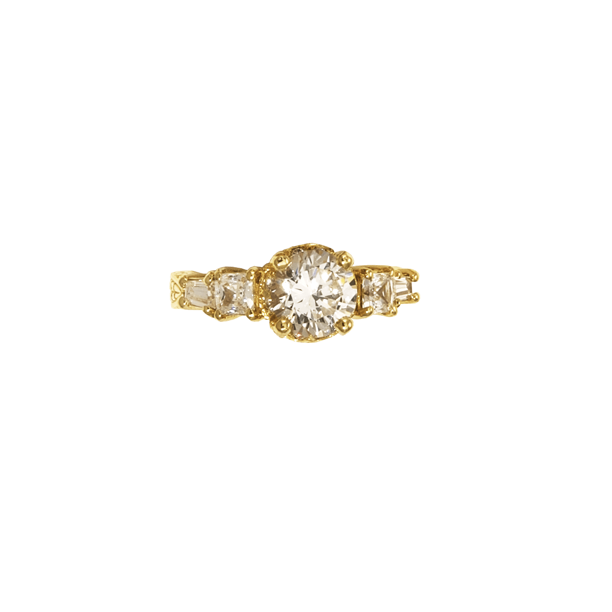 CHRIS AIRE ENGAGEMENT RING