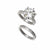 ENGAGEMENT RING SET - Chris Aire Fine Jewelry & Timepieces