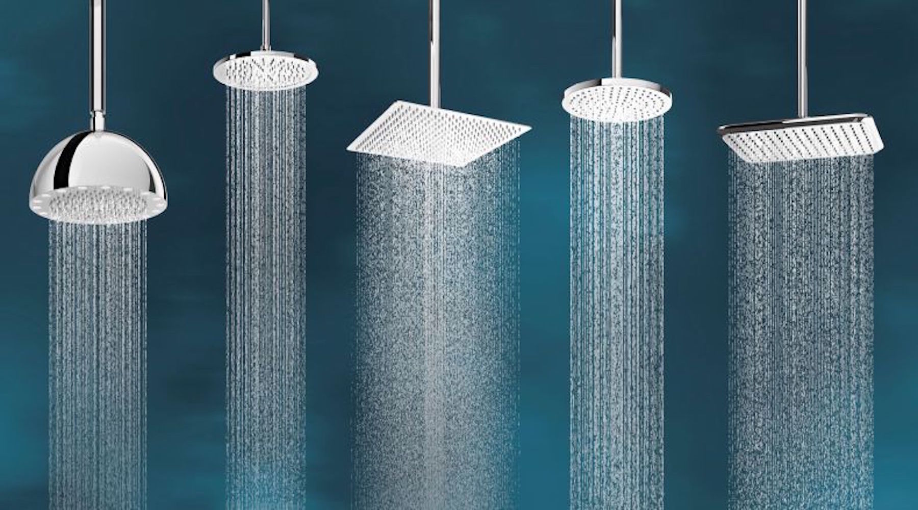 Luxury Shower Heads