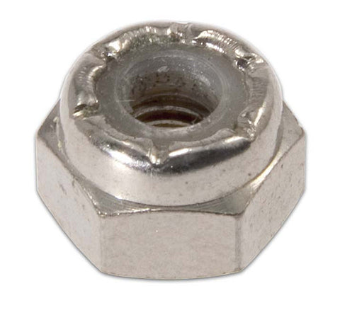 Nylon Lock Nut for Single Rod Set Up