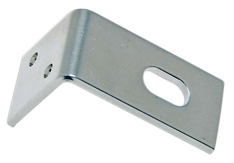Resonator 'L' Bracket for One-Piece Flange, Nickel-Plated