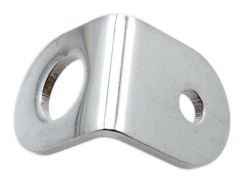 Tailpiece Bracket for Two-Piece Flange, Nickel-Plated
