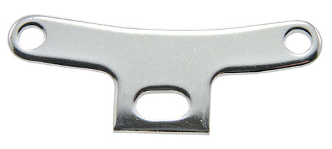 Tailpiece 'T' Bracket for One- or Two-Piece Flange, Nickel-Plated
