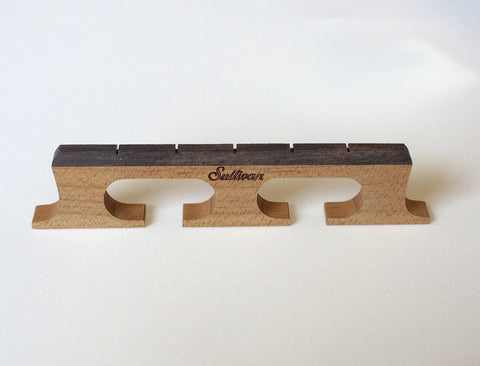 American Made Roasted Maple 5-String Banjo Bridge