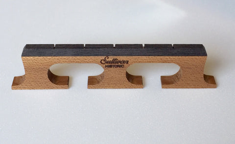 American Made Roasted Factory Floor Maple 5-String Banjo Bridge