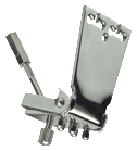 Tailpiece, Old Waverly Style, Golden Gate, Nickel Plated