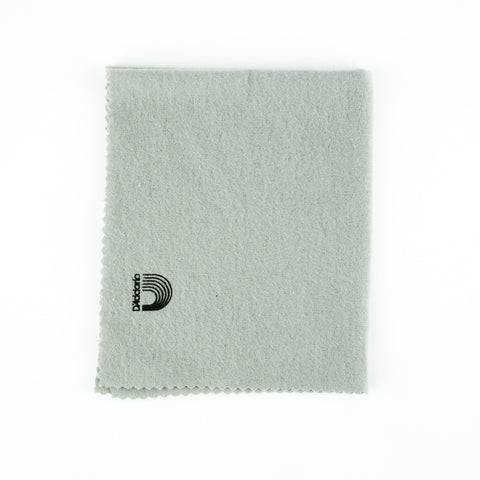 Polishing Cloth, D'Addario, Pre-Treated Flannel