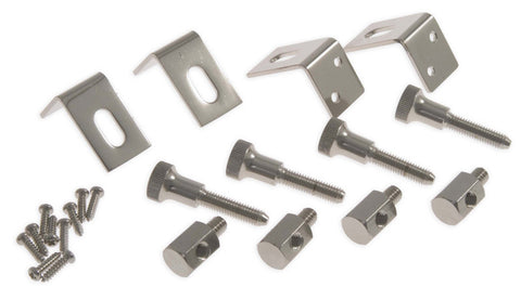 Resonator Hardware Kit for Two-Piece Flange, Nickel-Plated