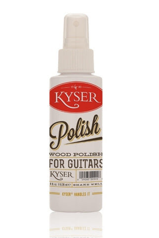 Instrument Polish, Kyser Dr. Stringfellow Wood Polish for Guitars