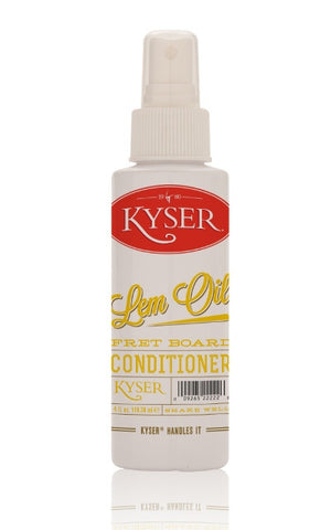 Fingerboard Care, Kyser Lem-Oil