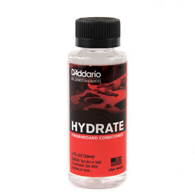 Fingerboard Care, D'Addario, Hydrate Fingerboard Conditioner