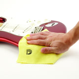 Polishing Cloth, D'Addario, Untreated Flannel