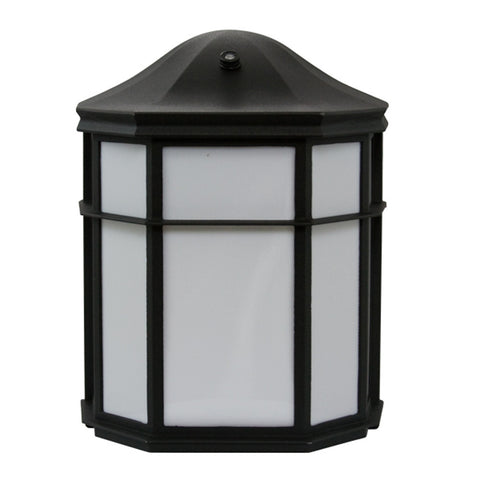 Efficient lighting el 158 exterior wall mount wall pack lighting efficient lighting el 158 exterior wall mount wall pack lighting fixture in black aloadofball Choice Image